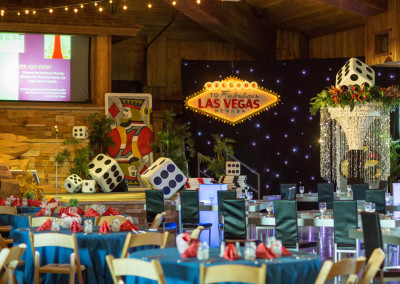 Spruce Mountain Ranch - Vegas Meets Colorado with King Dahl and ISES - Stage