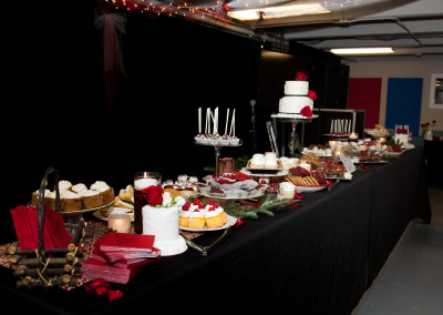 Wedding - Cake Table 081