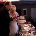 Wedding - Cutting Cake 087