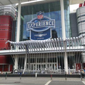 Houston Convention Center Super Bowl LI