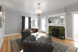 Parkside Mansion Bride's Suite