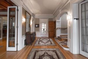 Parkside Mansion Foyer