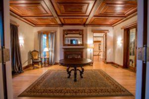 Parkside Mansion Main Room