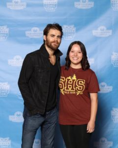 Paul Wesley, The Vampire Diaries, Denver Comic Con