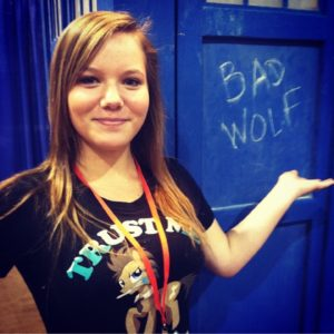 Denver Comic Con, TARDIS, Bad Wolf, Doctor Who