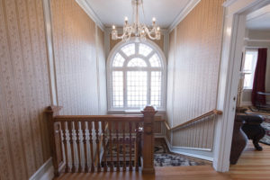 Parkside Mansion Staircase